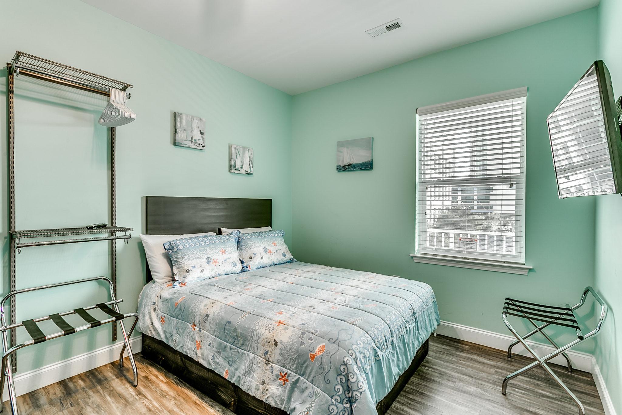 204 54th Ave - Unit B Bedroom