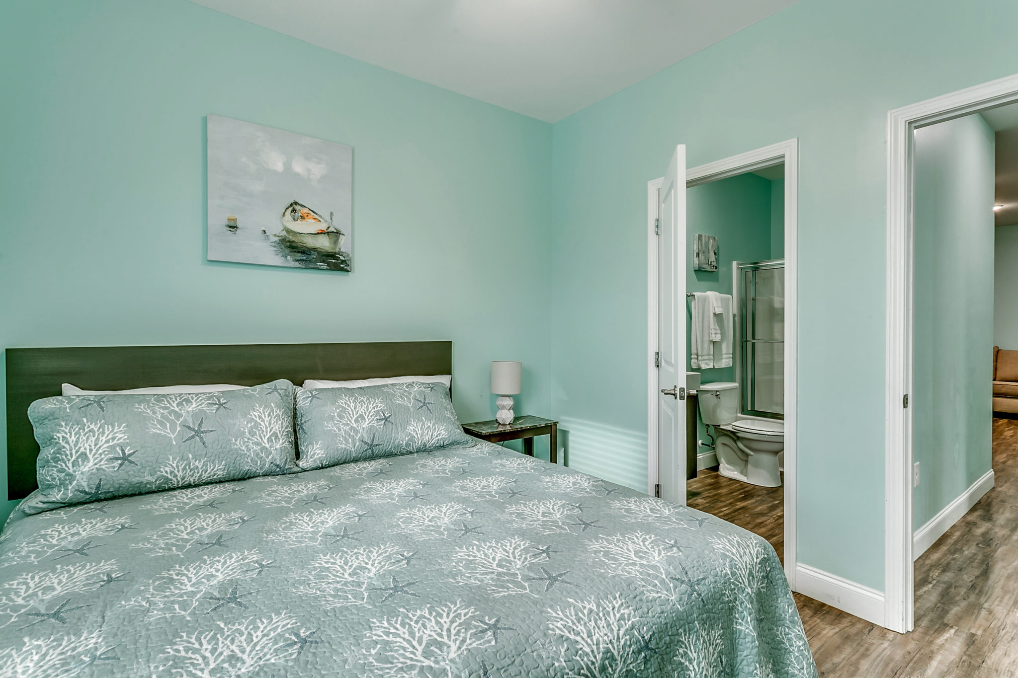 204 54th Ave - Unit A bedroom.